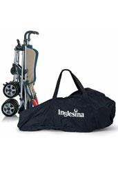 Сумка-чехол для детской коляски-трости Inglesina Zippy.