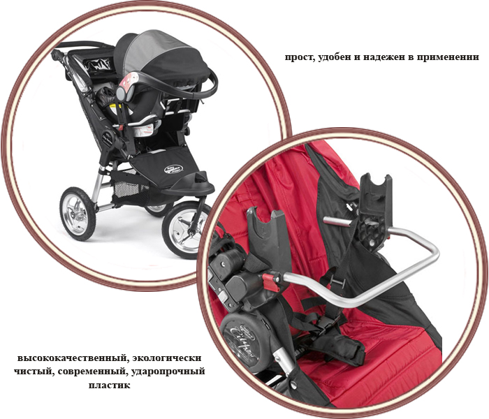 ���� �������� ��� ���������� � �������� Baby Jogger (���� �������)