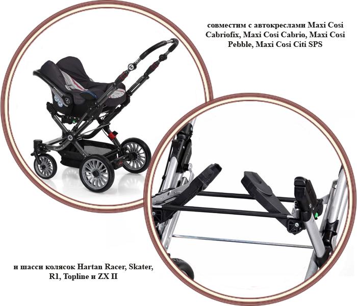 hartan maxi cosi 9904 racer topline zx ii. Black Bedroom Furniture Sets. Home Design Ideas