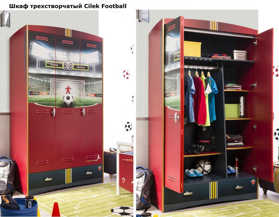Трехстворчатый шкаф дизайн.