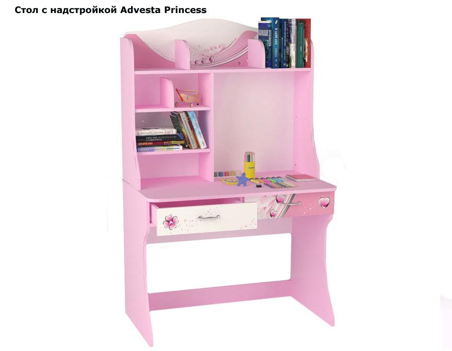 Advesta princess стол с надстройкой - купить в интернет-мага.