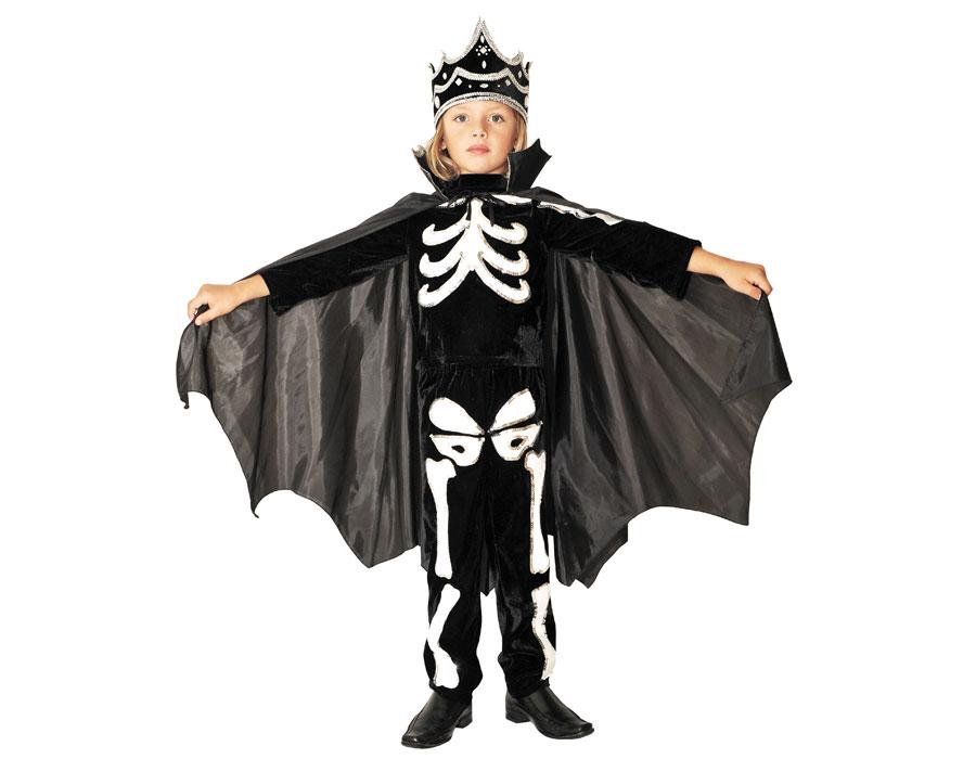 Новогодний костюм кощея для мальчика своими руками