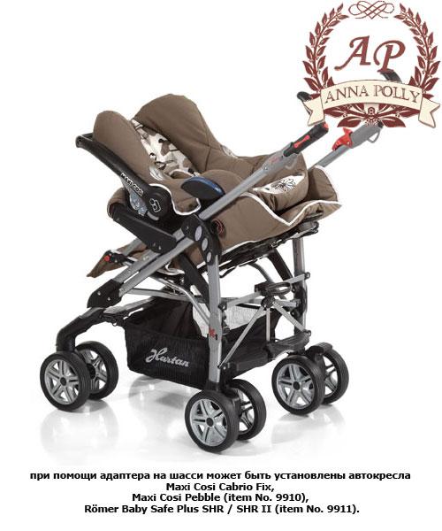 Детская коляска-трость Hartan Buggy iX1 (Хартан.