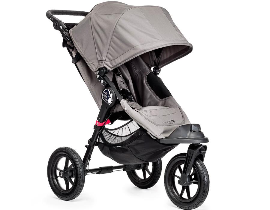 Baby Jogger City Elite Single коляска прогулочная - купить в интернет-магазине Annapolly.ru Бэби ...