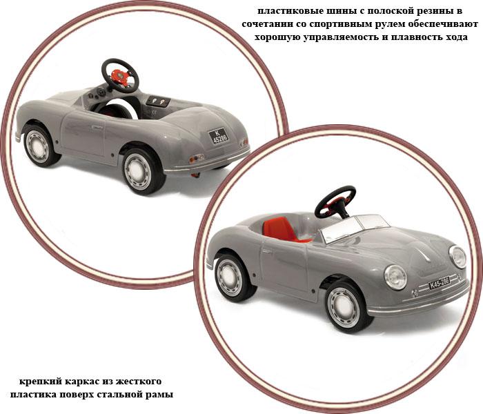 электромобиль 656451 porsche 356