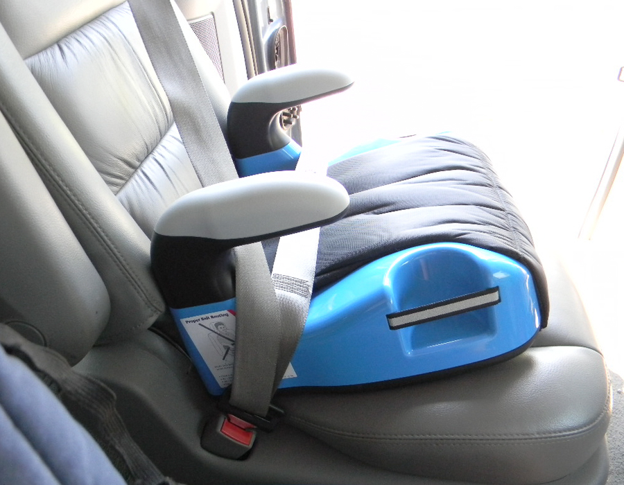 Size booster seat