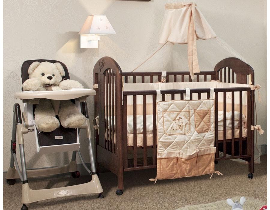 Купить кроватку для новорожденного магазины в москве