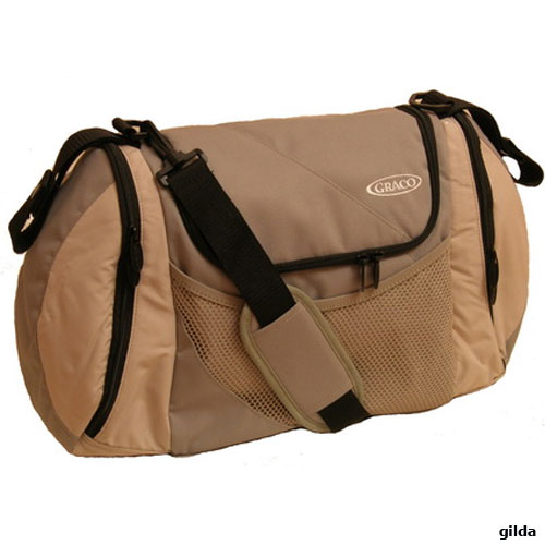 Сумка спортивного стиля Graco Sporty Bag.