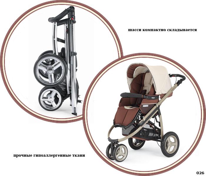 bebecar icon bebecar коляска: