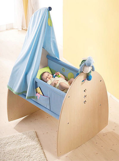 Как сделать кроватку для новорожденного своими руками