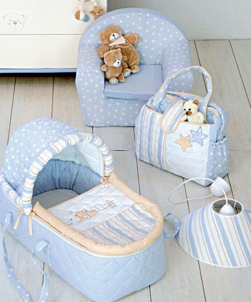 """Сумка-переноска для новорожденных HPA  """"White Stars """" арт."""