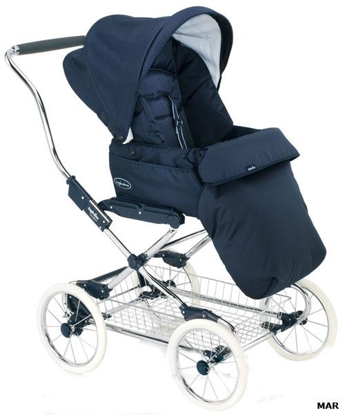 Детская коляска Inglesina Vittoria с прогулочным блоком и накидкой на...