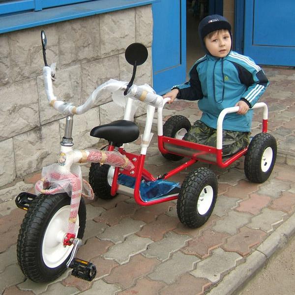 Детские велосипеды своими руками 84
