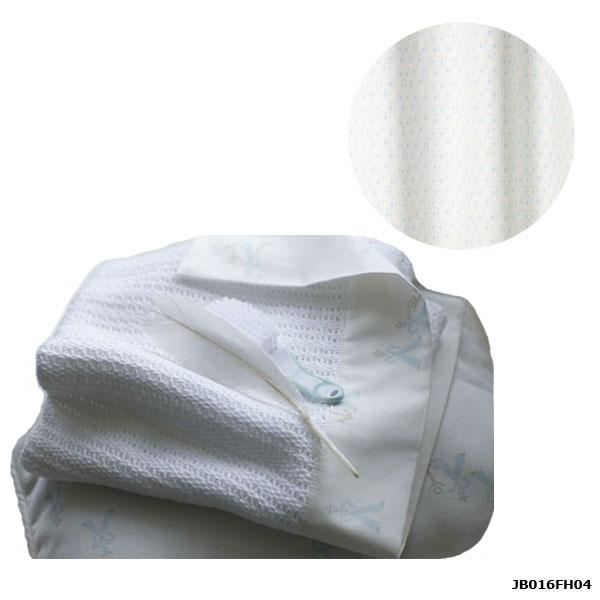 Детское вязанное одеяло Cellular Blanket 160х110 Края