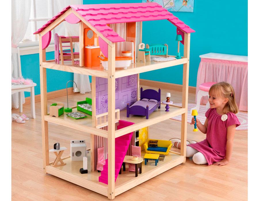 Мебель в кукольный домик