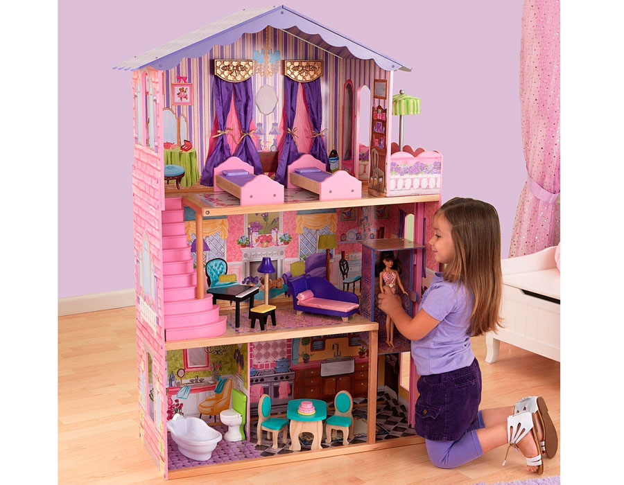 Кукольный домик особняк