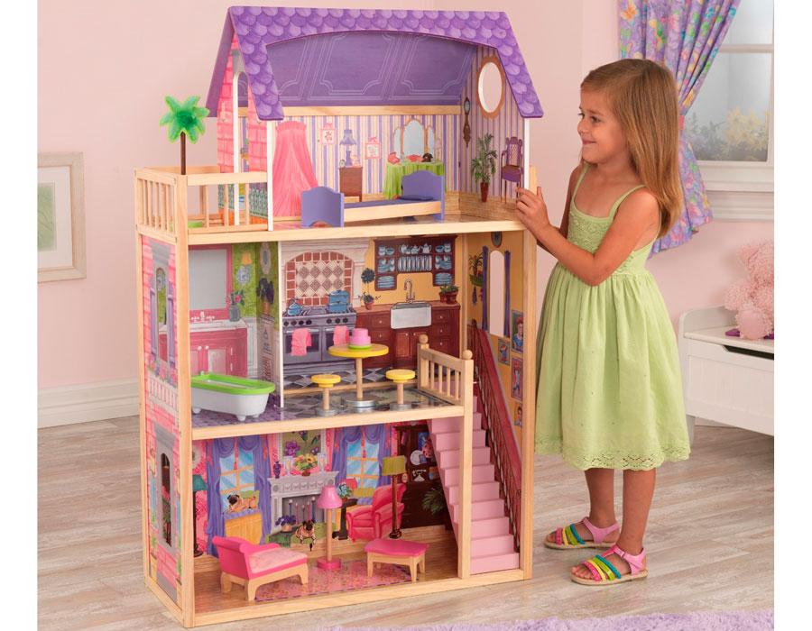 Фото домов и мебели для кукол своими руками