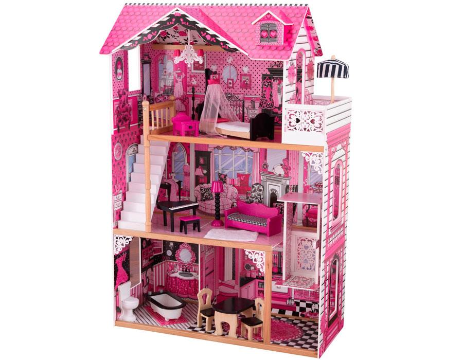 Фото куклы барби и их домик своими