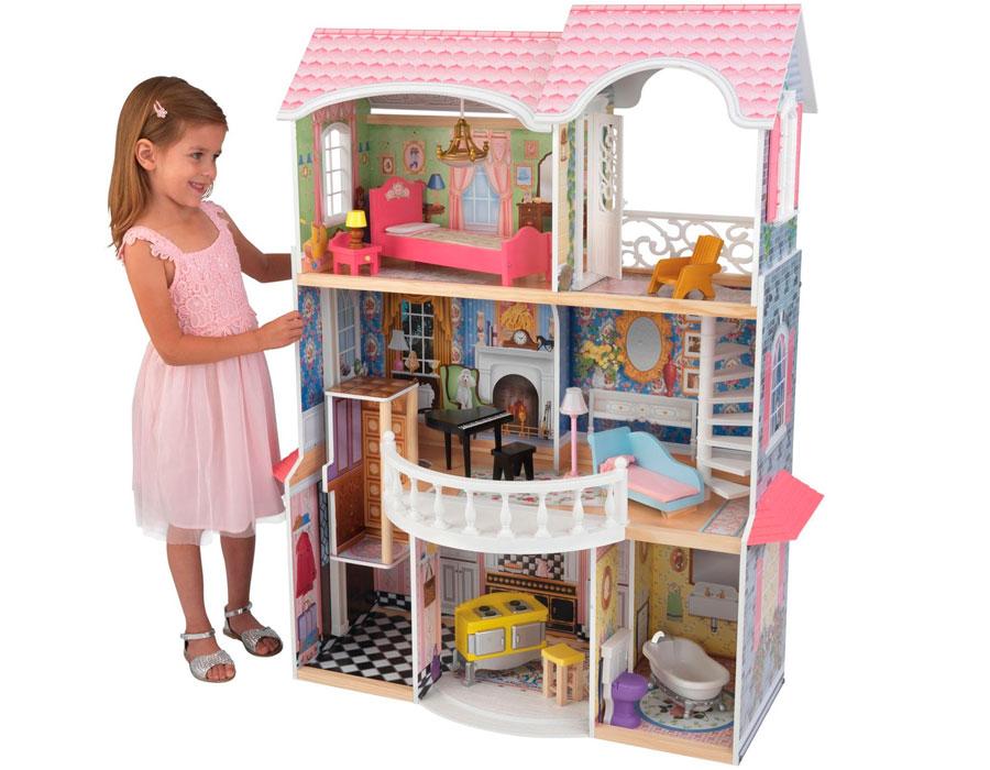 Игрушечный домик для девочек