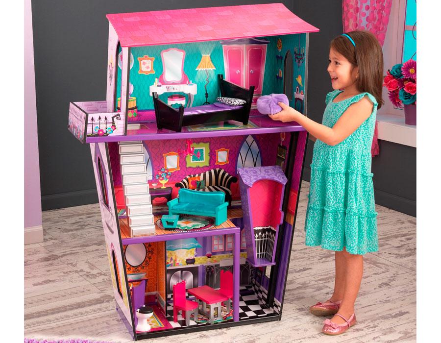 Куклы монстер хай и их домики фото