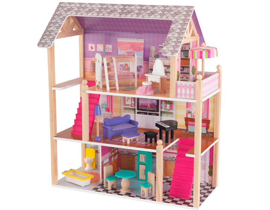 Кукольный дом своими руками и мебель для него 769