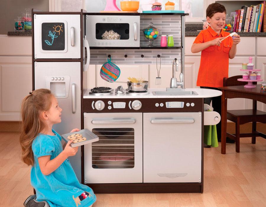 Как сделать у себя детскую кухню 400