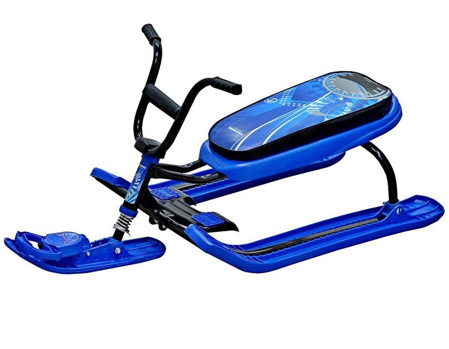 Снегокаты RT Penguin  Sport моторуль синий