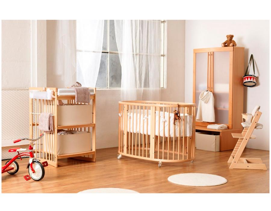 Matras Stokke Sleepi : Stokke sleepi bed кроватка трансформер купить в интернет магазине