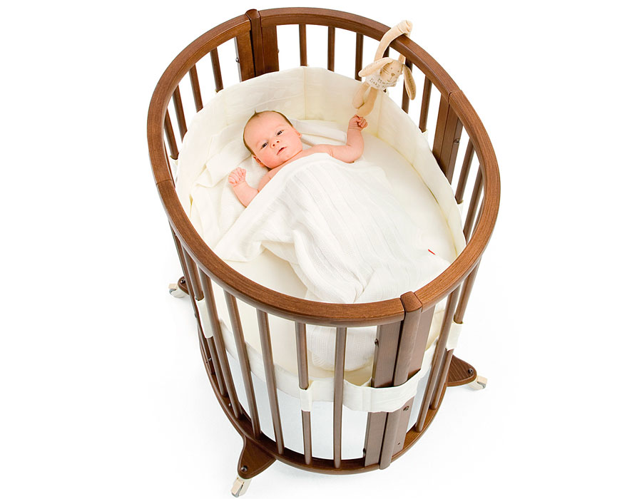 фото Бампер для люльки Stokke Sleepi Mini (Стокке Слипи Мини)