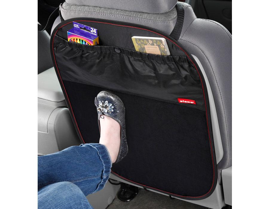 Чехол органайзер на сиденье автомобиля: назначение и преимущества